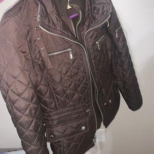 Michael kors Brown winter coat